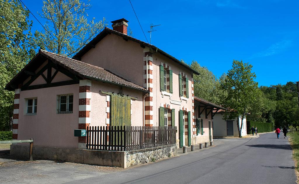 La maison rose eugenie les bains 40 ventana blog - Eugenie les bains la maison rose ...